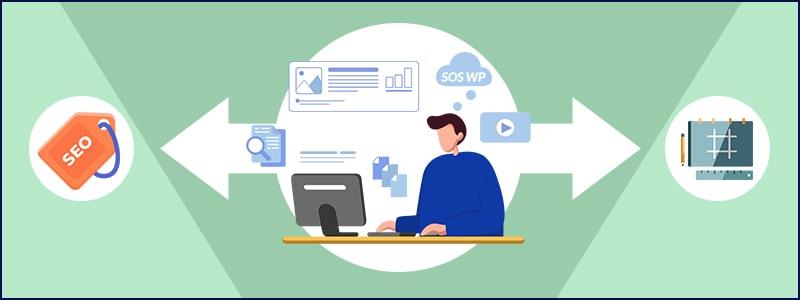 Verifica che il freelance o web agency offra servizi complementari
