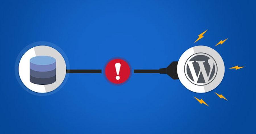 4 passi per risolvere l'errore di connessione al database di WordPress