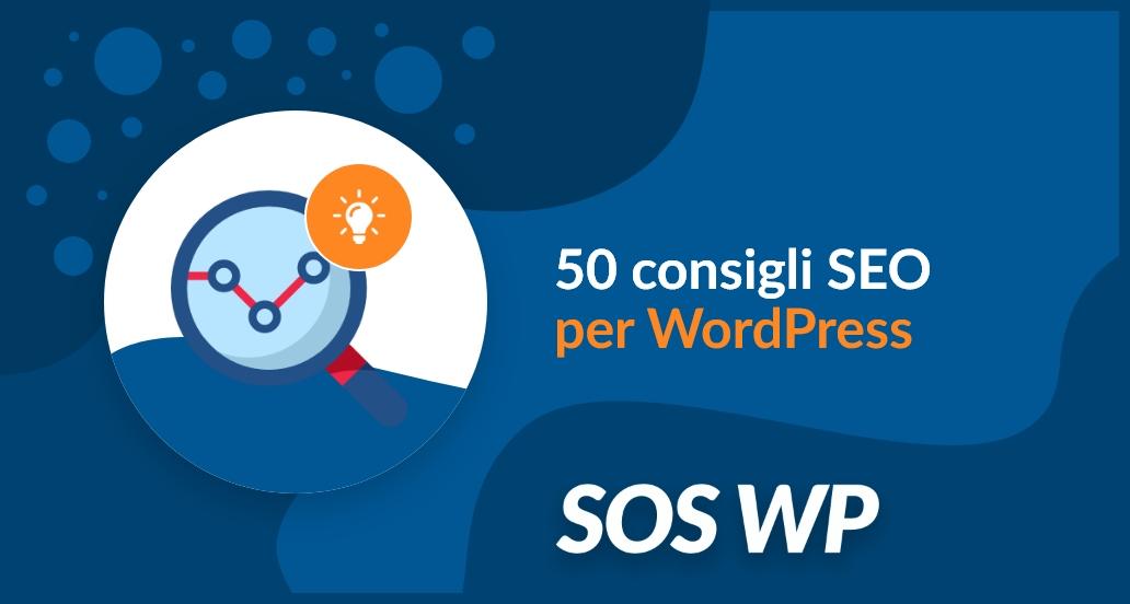 50 consigli SEO per WordPress