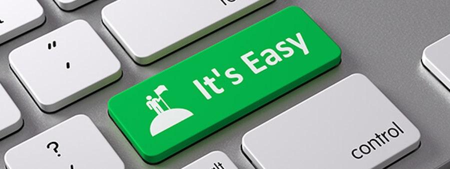 Assicurati che il tuo sito sia semplice da utilizzare