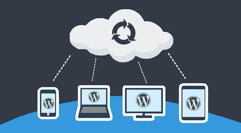 4 passi per risolvere l'errore di connessione al database di WordPress - Ripristina un Backup