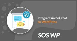 Integra un bot chat sul tuo sito WordPress