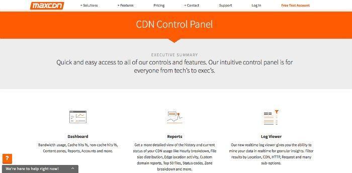 MaxCDN aumentare velocità sito per aumentare le conversioni