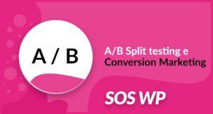 AB split test e conversion marketing