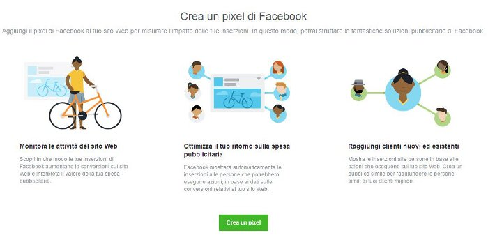 Come integrare il pixel di Facebook su WordPress