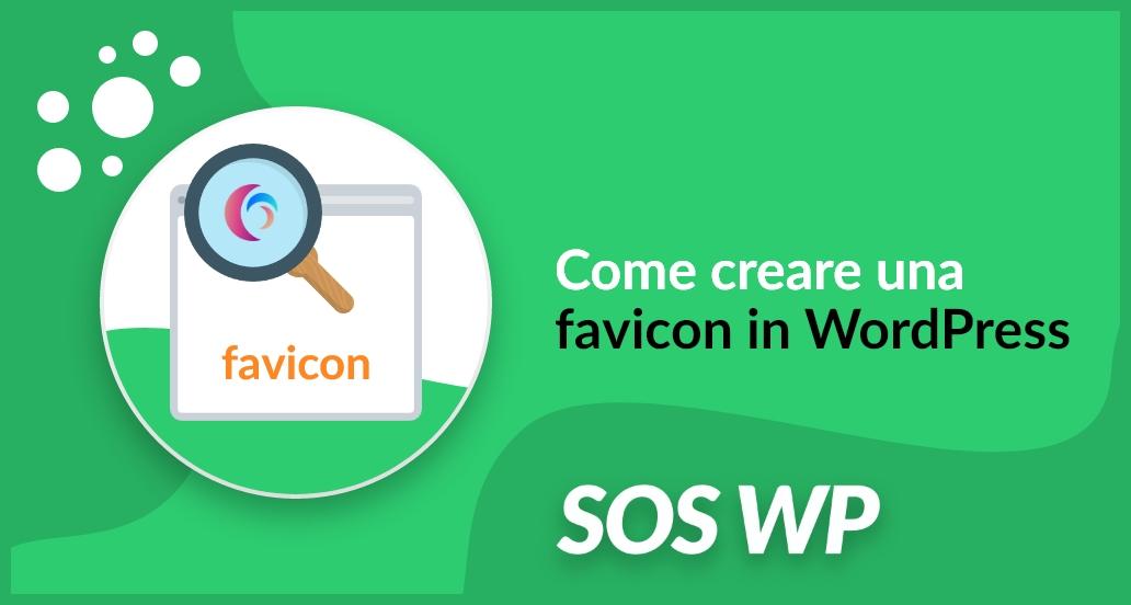 Come creare una favicon in WordPress
