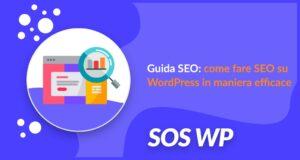 Come fare SEO su WordPress