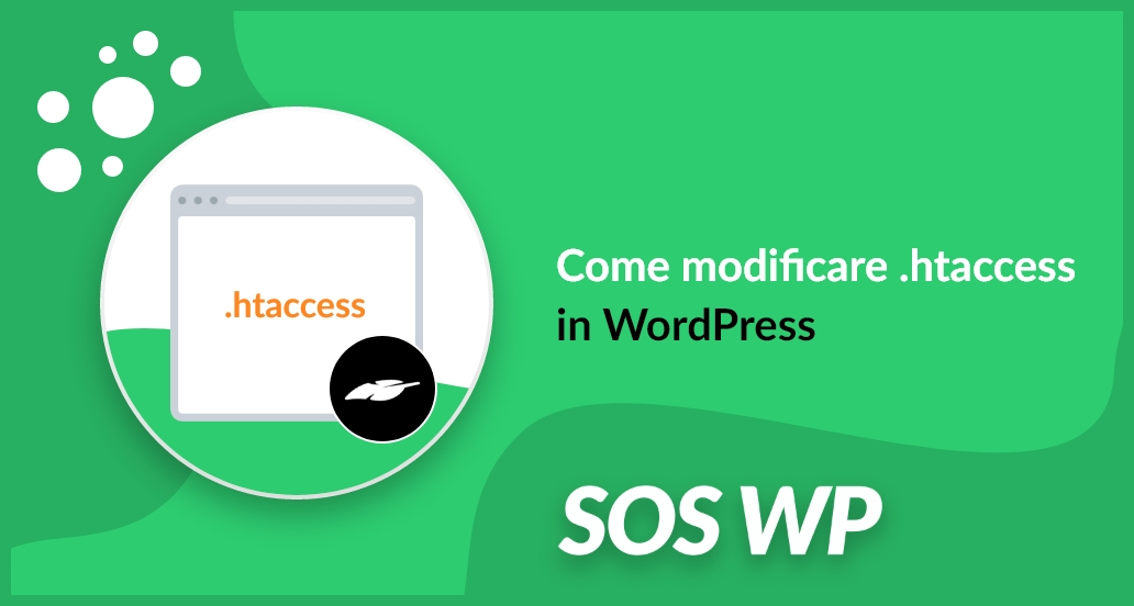 Come modificare .htaccess in WordPress