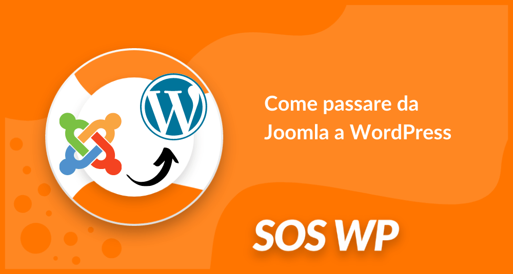 Come passare da Joomla a WordPress