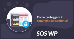 Come proteggere il copyright dei contenuti