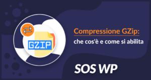 Compressione GZip: Che cos'è e come attivarla