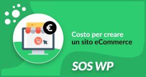 Costo per creare un sito eCommerce