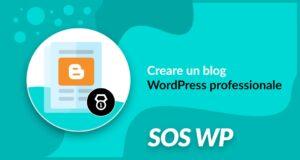 Creare un blog WordPress professionale