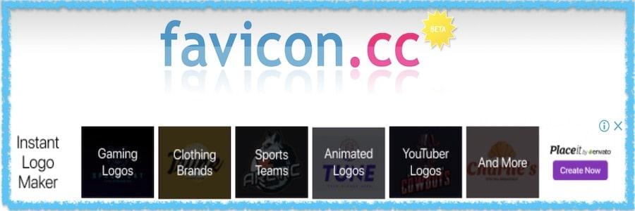 Creare una favicon online
