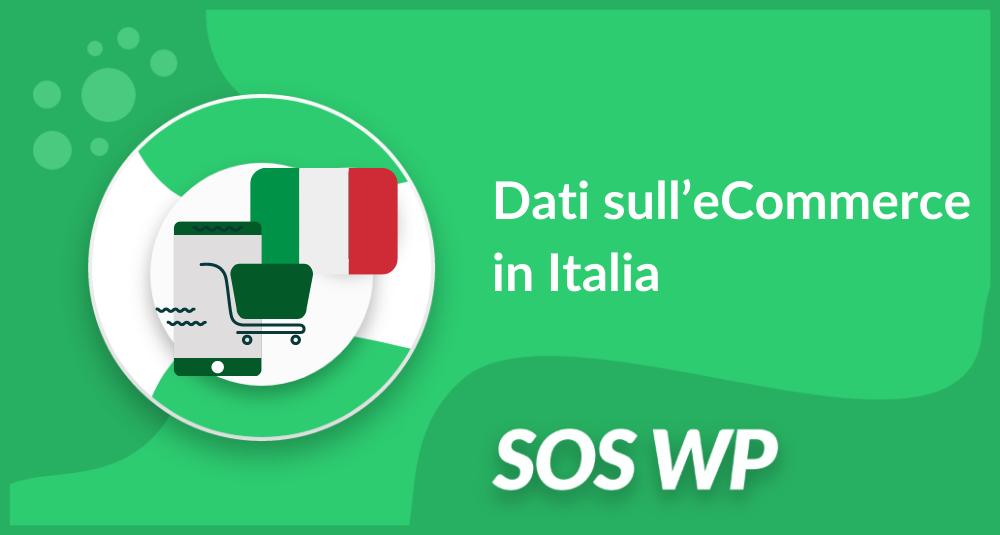 Dati sull'eCommerce in Italia