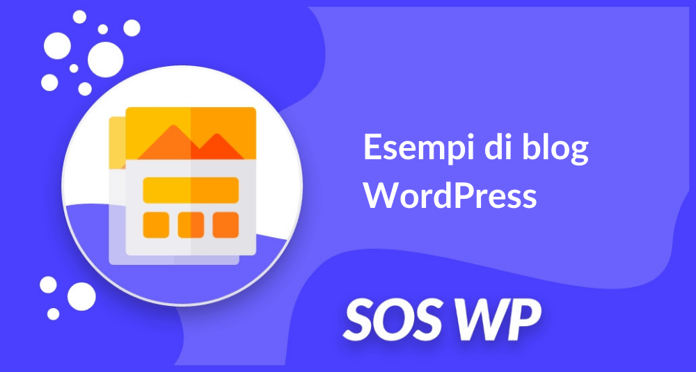 Esempi di blog WordPress