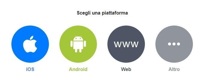 Nextend Facebook Connect - configurazione app