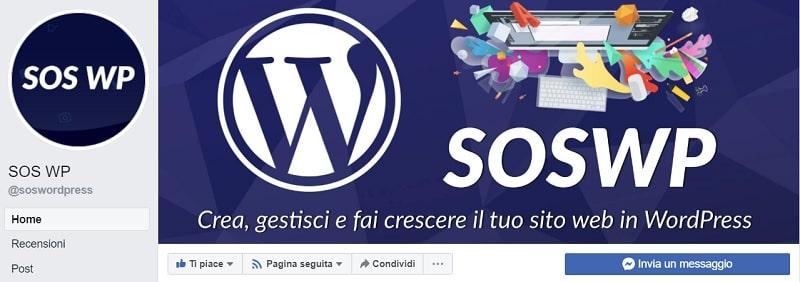 creare una fanpage su Facebook