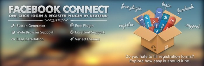 Fai accedere gli utenti attraverso il login di Facebook - Nextend Facebook Connect