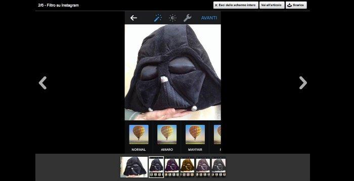 Come usare Instagram: filtri Instagram per le tue immagini
