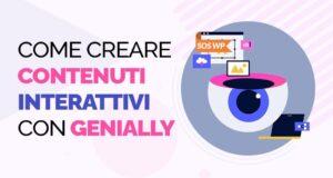 Genially - Crea contenuti interattivi