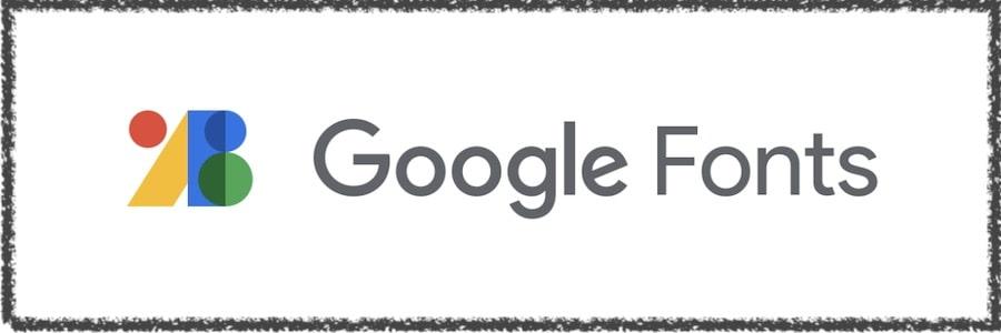 Google Fonts - cosa sono