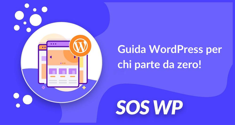 Guida WordPress per chi parte da zero