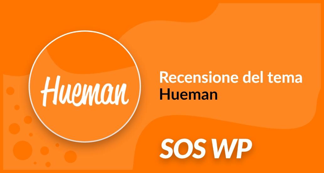 Recensione del tema Hueman per WordPress