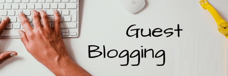 I Vantaggi del Guest Blogging