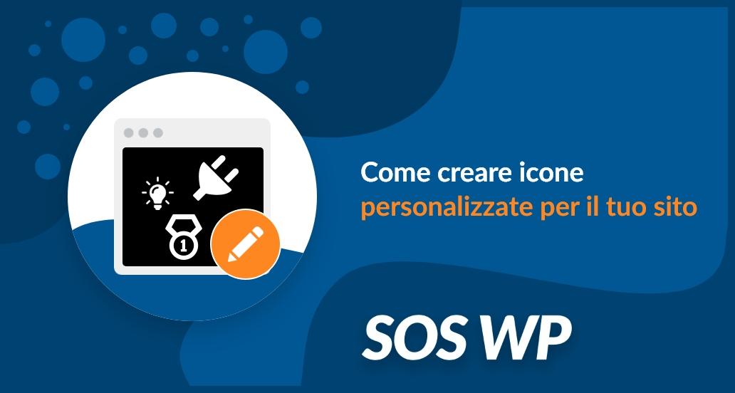 Come creare icone personalizzate per il tuo sito