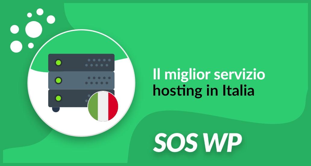 Il miglior servizio hosting in Italia