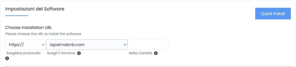 Installa WP - Register 1