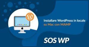 Installare WordPress in locale su Mac con MAMP