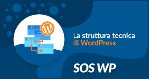 La struttura tecnica di WordPress: guida base