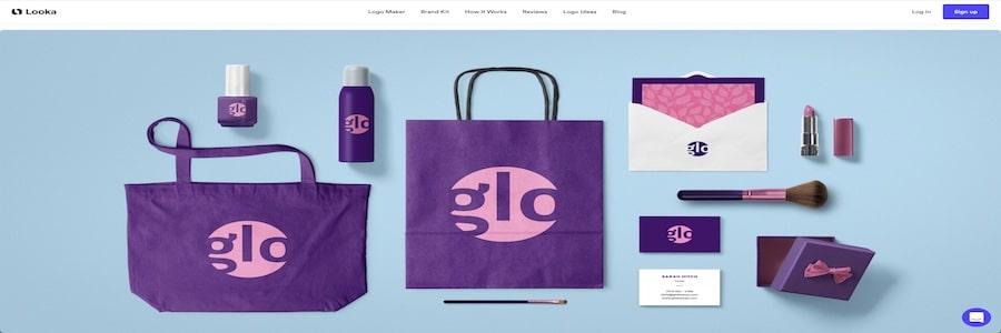 Looka - Logo maker