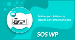 Mailsenpai piattaforma italiana per l'email marketing
