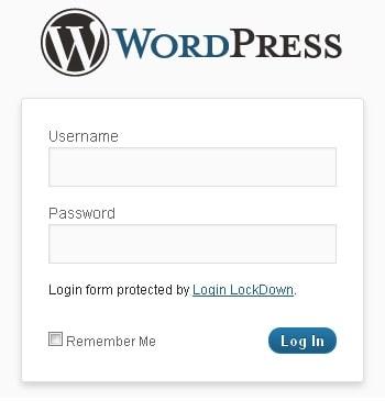 Mettere in sicurezza un sito con Login LockDown