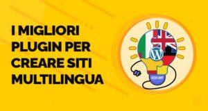 Migliori plugin per creare siti multilingua con WordPress
