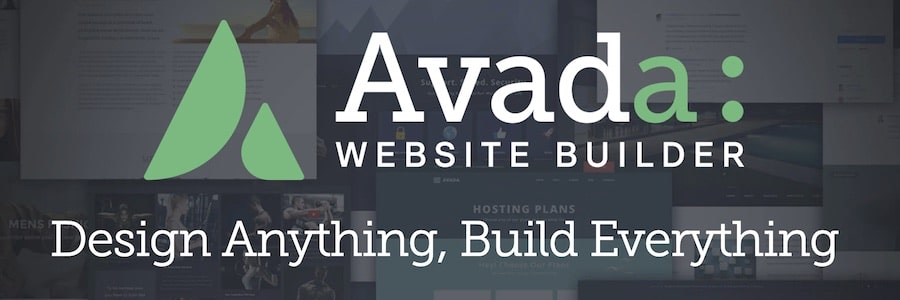 Migliori temi WordPress - Avada