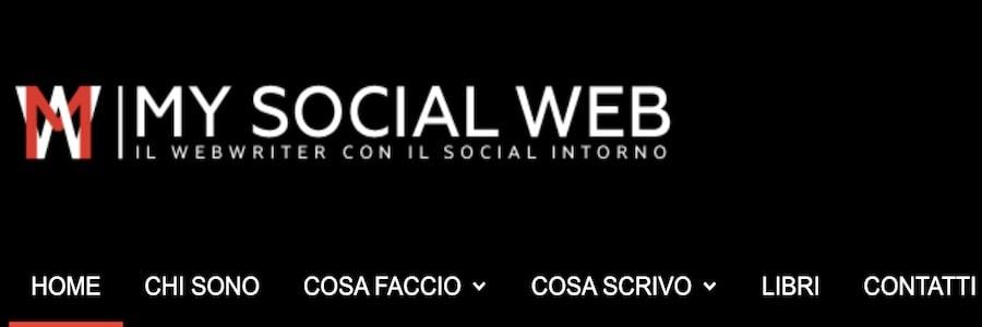 My Social Web di Riccardo Esposito
