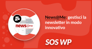 News@Me: un plugin per gestire la newsletter in modo innovativo
