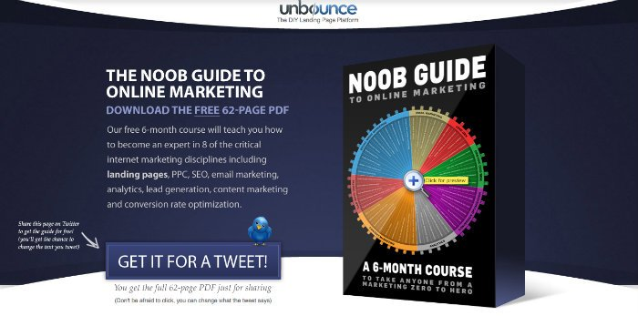 Noob Guide online marketing
