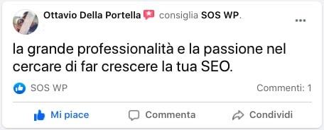 Ottavio Della Portella - recensione Corso TUTTO SEO