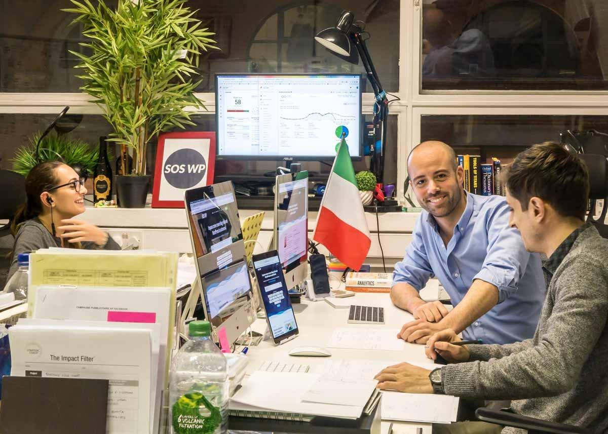 Andrea Di Rocco - SOS WP Team