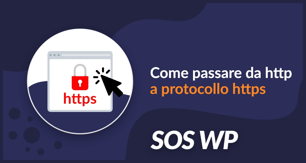 WordPress https - Come passare da http a https - 1
