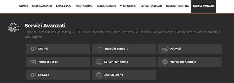 Perché scegliere ServerPlan