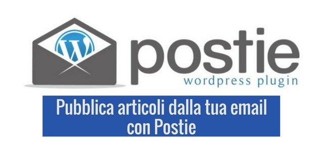 Come pubblicare articoli dalla email sul tuo sito WordPress