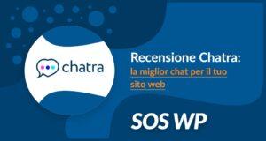 Recensione Chatra la miglior chat per il tuo sito web