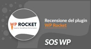 Recensione del plugin WP Rocket
