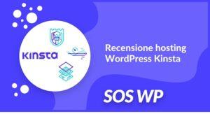 Recensione hosting WordPress Kinsta